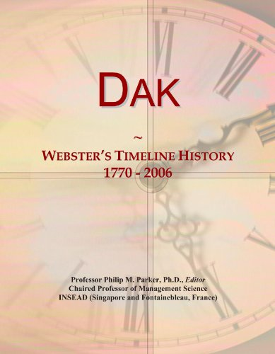 dak-websters-timeline-history-1770-2006