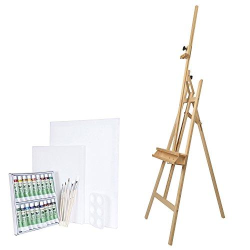 artina-chevalet-en-bois-de-pin-barcelona-set-de-28-pieces-pour-peinture-aquarelle