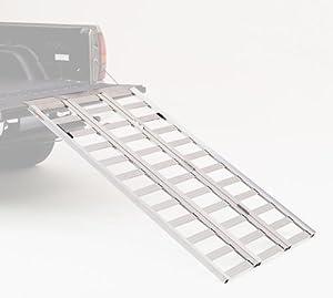 Highland (11214) 69 Aluminum Tri-Fold Loading Ramp - Single by Highland