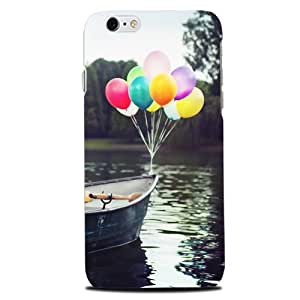 StyleO Iphone 6PLUS case and cover printed mobile back cover Baloons