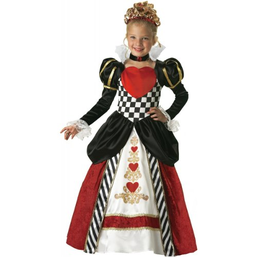 Queen of Hearts Costume - Large