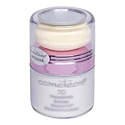 Cameleon 3D Face & Body Waterproof Bronzer - Silver ( 10g )