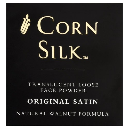 Corn Silk Translucent Loose Face Powder, Original Satin 12g