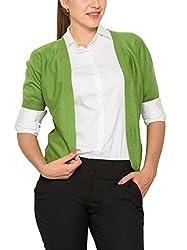 Park Avenue Women Green Women Sweater