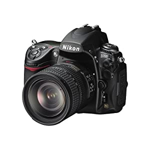 nikon D700 12.1MP FX-Format CMOS Digital SLR Camera