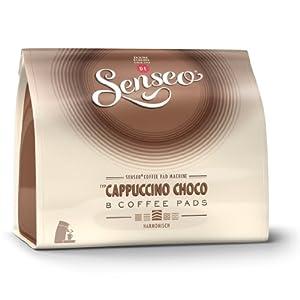 Buy Philips Senseo Pads Cappuccino Choco by Douwe Egberts
