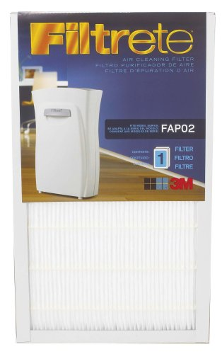 Cheap Filtrete Replacement Filter FAPF02 for Ultra Clean Air Purifier FAP02-RS (Save Big on this 4 Pack) (FAPF02-4)