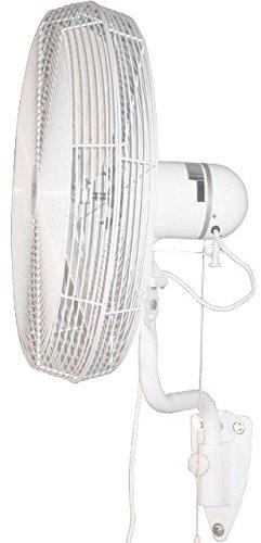 30 Indoor Outdoor Wall Fan : J d manufacturing pow osc indoor outdoor ul certified