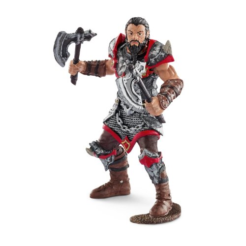 Schleich Dragon Knight Berserk Toy Figure - 1