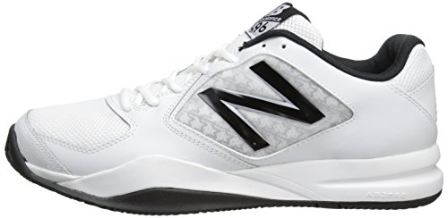 New Balance Men's MC696 Light Weight Tennis Shoe, White ...