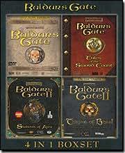 Baldur's Gate 4 in 1 Boxset