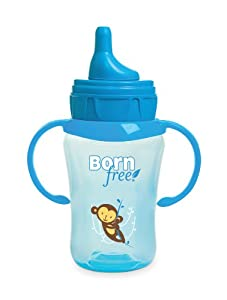Born Free BPA-Free 9 oz. Drinking Cup, Blue
