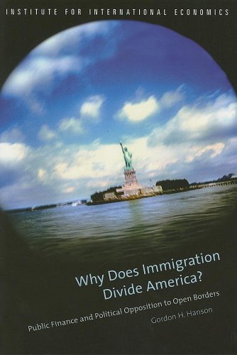 Why Does Imigration Divide America?: Public Finance And...
