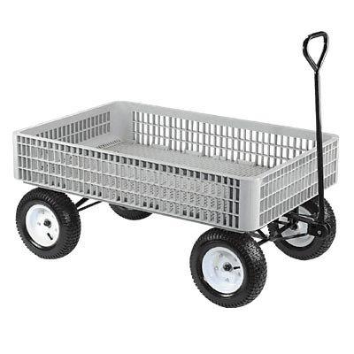 Farm-Tuff Crate Wagon - 46in L x 30in W 1000-Lb Capacity Model 03910B0000AX781