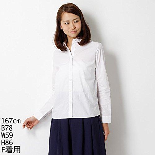 ムルーア(MURUA) シャツ(Backロゴ刺繍SH )【M00ホワイト/F】