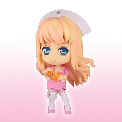 . Individual character Cheryl Nurse ver N lottery premium Theatrical Feature Macross F Sayonara no Tsubasa H award matter most (japan import)