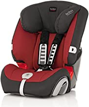 Britax Evolva 1-2-3 Plus Forward Facing Group 1/2/3 Car Seat (Chili Pepper)