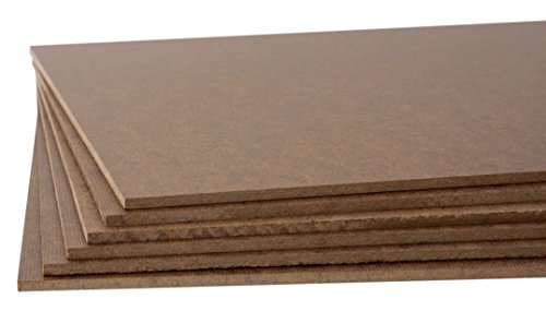 Jack Richeson High Density Tempered Hardboard(6 pack) (Mdf Panel compare prices)