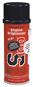 S100 19200A Engine Brightener Aerosol - 4.5 oz.