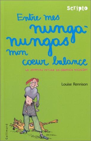 Le Journal intime de Georgia Nicolson (3) : Entre mes nunga-nungas mon coeur balance