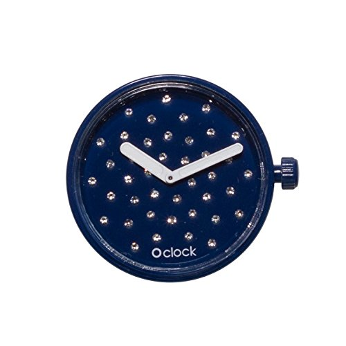 O'clock fullspot cassa Cristal meccanismo Oceano