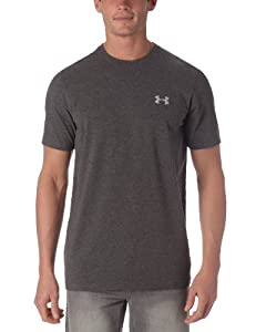 Under Armour New EU Charged Cotton SS T-Shirt manches courtes homme Carbon Heather S