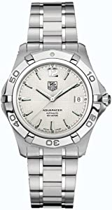TAG Heuer Men's WAF2111.BA0806 Aquaracer Automatic Stainless Steel Watch