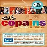 Salut Les Copains 1959-1969 : Les Ann�es Radio /Vol.2 (Coffret 4 CD)par Adamo