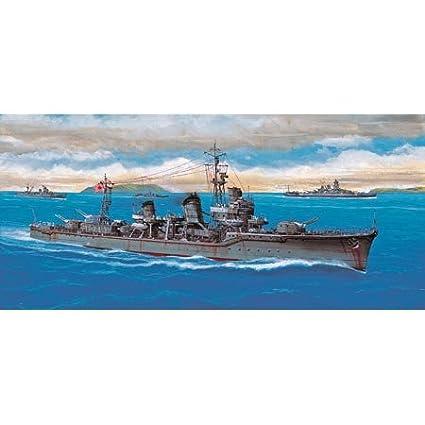1/700 eau Line Series destroyer japonais gelée du matin