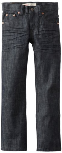Levi's Big Boys' 550 Relaxed Fit Jean , HUMBOLDT, 10 Regular