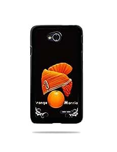 alDivo Premium Quality Printed Mobile Back Cover For LG L70 / LG L70 Printed Back Case Cover (MKD1041)