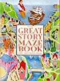img - for The Great Story Maze Book book / textbook / text book