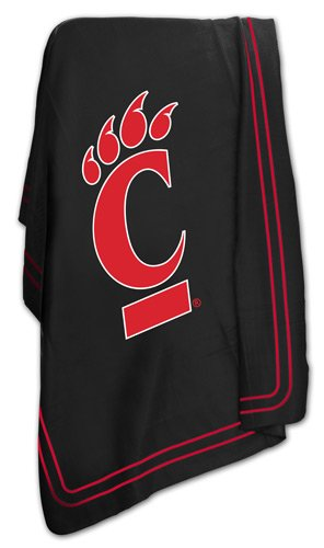 NCAA Cincinnati Bearcats Classic Fleece Blanket
