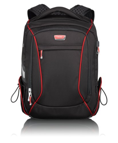 Tumi Luggage Ducati Super Mono Compact Brief Pack, Track, One Size