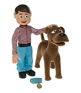 Davey and Goliath Standing Action Figure Set