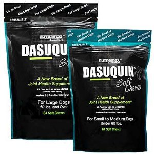 Dasuquin Soft Chews for small to medium dogs, 84 chews