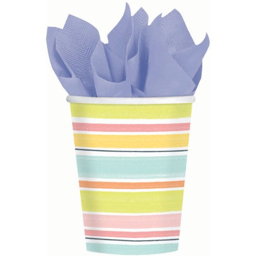 Sweet Soiree 9oz Paper Cups (8ct)