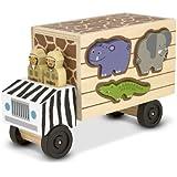 Safari Animal Rescue Truck