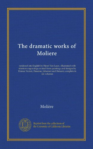 Image of The Works of Moliere