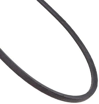 "Continental ContiTech V-Belt, Rubber, Inch, 3V Cross Section, 0.38"" Width"