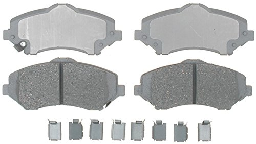 Disc Brake Pad Set-C-TEK Metallic Brake Pads Rear fits 88-95 Nissan Pathfinder