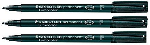 staedtler-lumocolor-black-fine-permanent-marker-pens-pack-of-3-waterproof-smudge-resistant-quick-dry