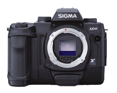 Sigma SD9 (Body Only)