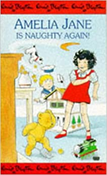 Amelia jane is naughty again book review