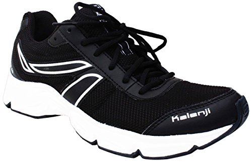 Kalenji Ekiden 50 Road Running Shoes (Black)