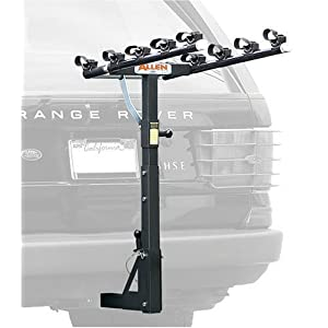 Allen Premium 5 Bike Hitch Mount Rack