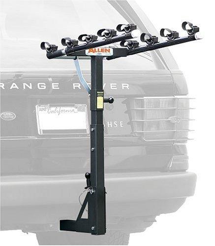 Allen Deluxe 5-Bike Hitch Mount Rack (2-Inch Receiver)