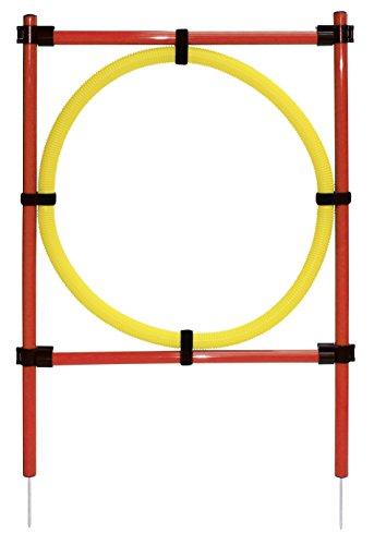 Bild von: Kerbl 80758 Agility Komplett-Set 3-teilig, rot/gelb