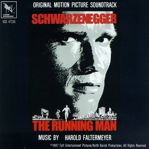 Harold Faltermeyer - The Running Man: Original Motion Picture Soundtrack - Zortam Music