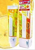 韓流スター イ・オクジュンさん愛用 ライブリートゥースペースト オレンジ&レモン